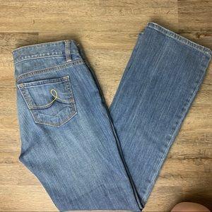 Ann Taylor Loft Original Boot Cut Jeans